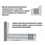 Датчик влажности грунта DEVI DEVIreg 850 III 140F1088