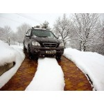 Nexans defrost snow двухжильный кабель TXLP/2R 1270 Вт 3.4 — 4.5 м2