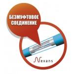 Теплый пол Nexans Millimat/150 двухжильный мат 300 Вт 2 м²