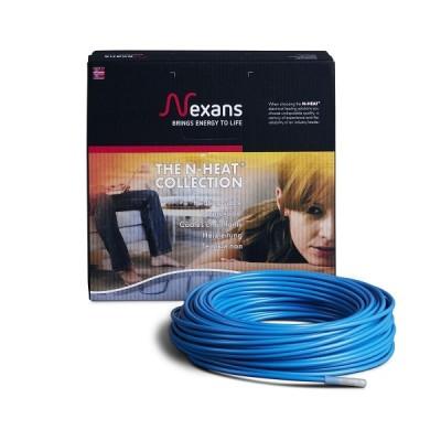 Теплый пол Nexans TXLP/2R 17 Вт/м двухжильный кабель 1370 Вт 8,1 - 10,1 м2