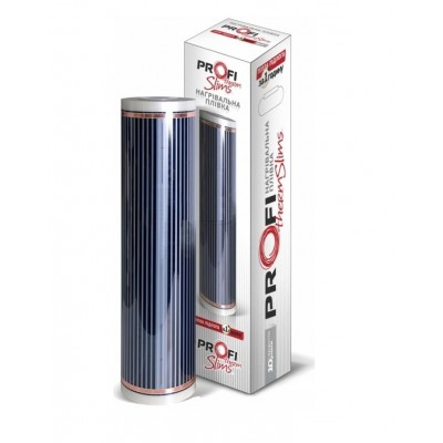 Пленочный теплый пол ProfiTherm Slims KR50-220 1760 Вт 8 м²