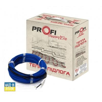 Теплый пол Profi Therm Eko 2 двухжильный кабель 600 Вт 3.6 - 4.5 м2