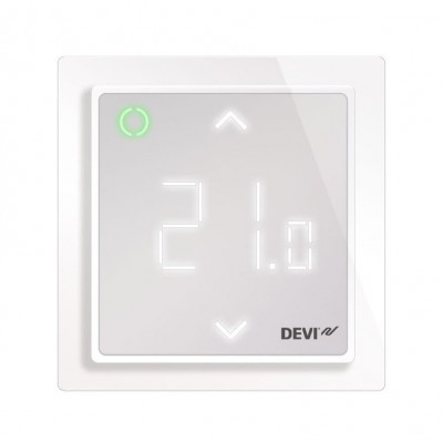 Терморегулятор DEVI DEVIreg Smart Pure White